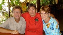Christiane Muller und wir