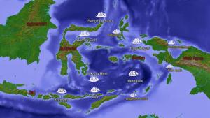 Tauchsafari Ziele in Indonesien