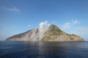 Ziel wurde gestrichen: Der Komba Vulkan
