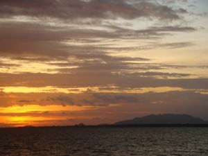 Insel Moa im Westen - Vergessene Inseln