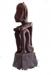 Ahnenfigur von der Insel Sermata - Vergessene Inseln