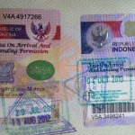 Indonesische Visa
