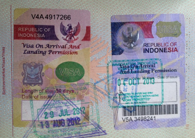 Visum-On-Arrival fällt weg