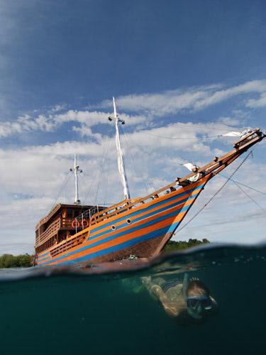 KLM Sunshine darf nach Süd Halmahera
