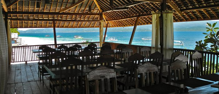 Restaurant des Prince John Dive Resorts