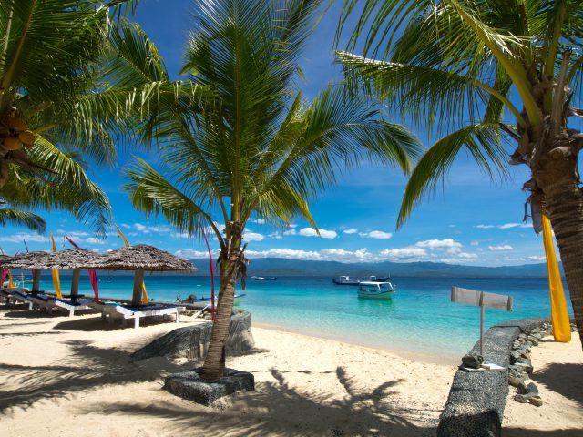 Strand des Prince John Dive Resorts