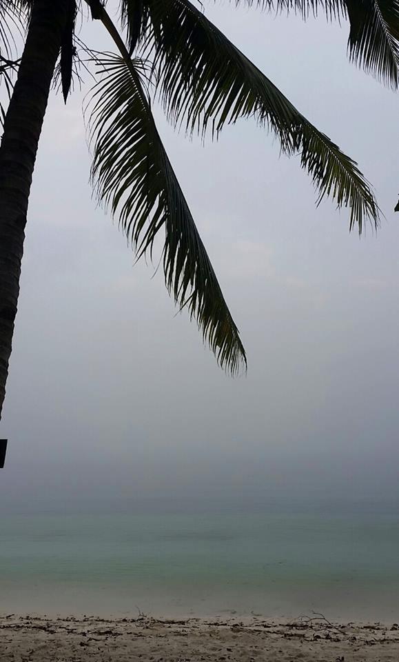 Haze in der Triton Bucht