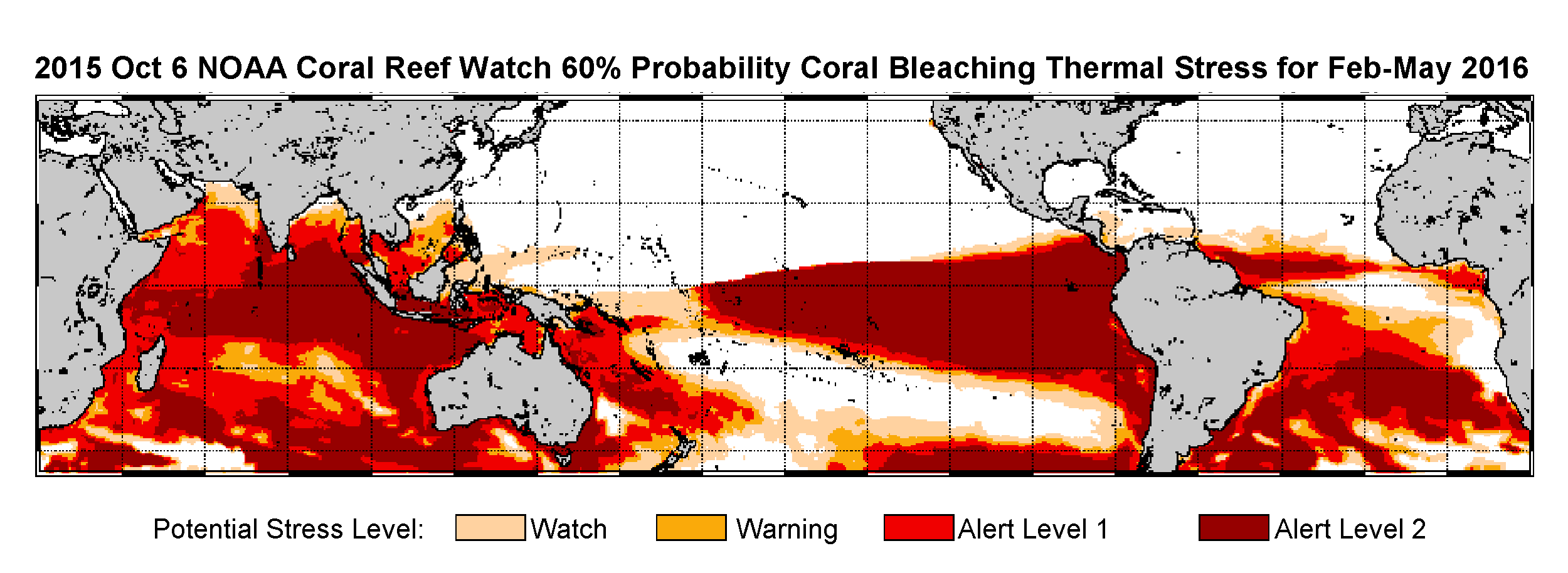 El Niño _ Vorhersage Februar bis Mai 2016