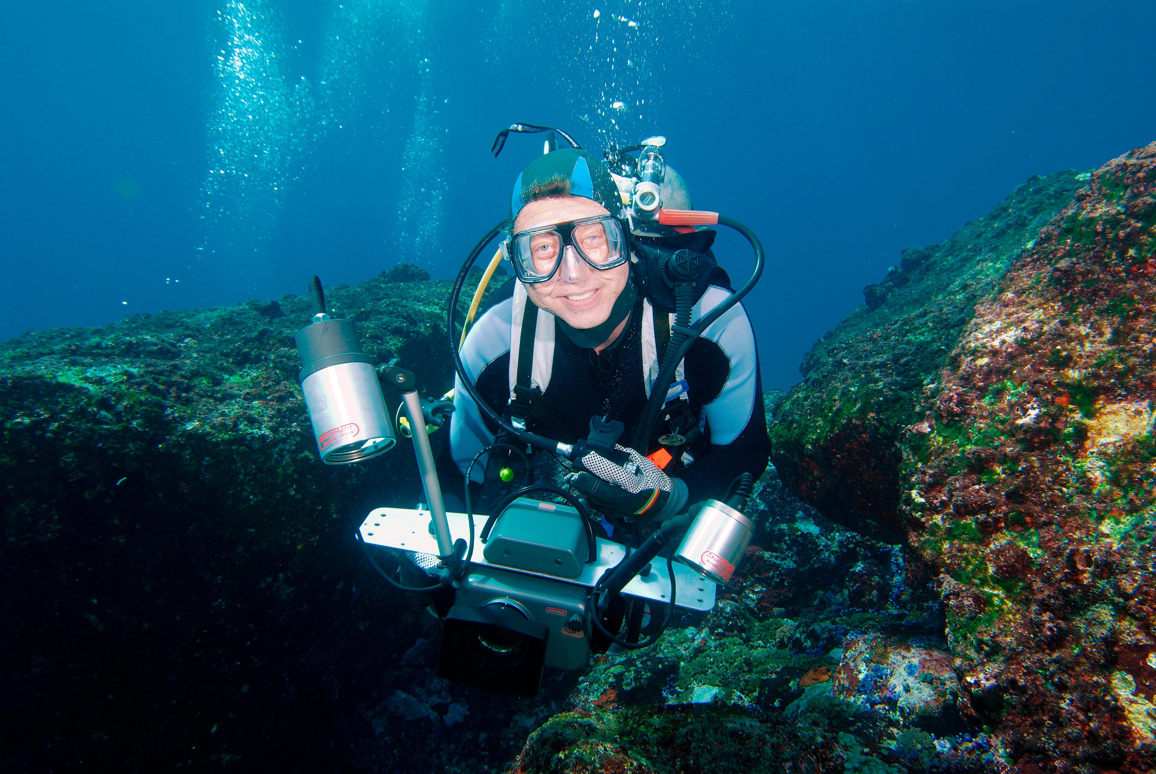 Unterwasser-Videos