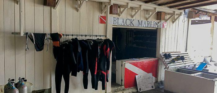 Tauchbasis Black Marlin