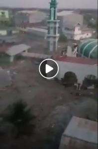 Tsunami in Palu