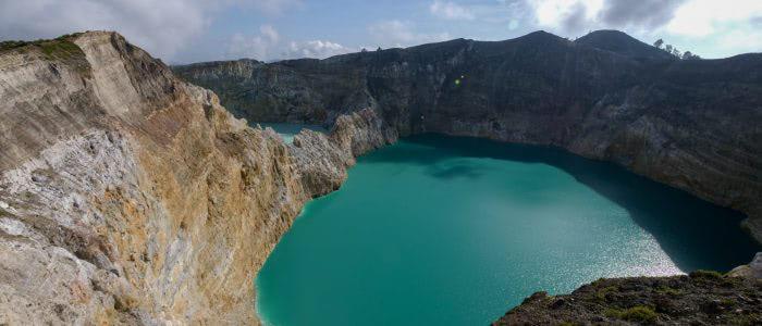 Kelimutu, Kraterseen