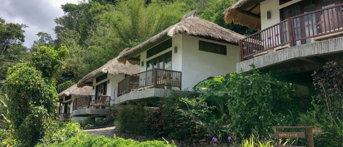 Kelimutu Eco Lodge, Einzelbungalows
