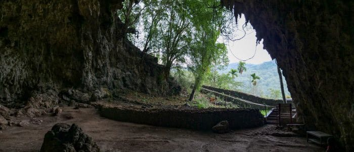 Liang Bua, Fundort des Homo floresiensis