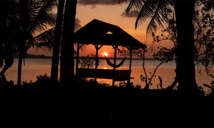Hoga: Noch ein Sonnenuntergang