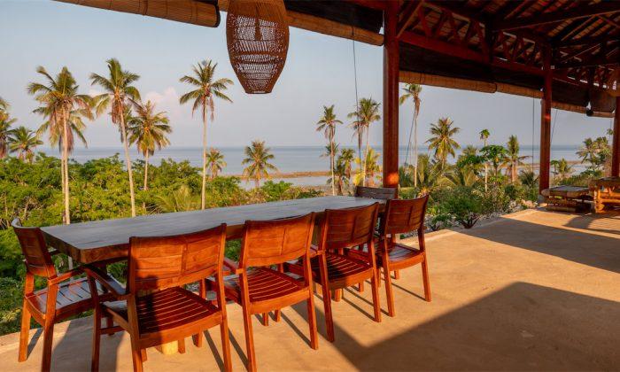 Restaurant Marind Dive Resort
