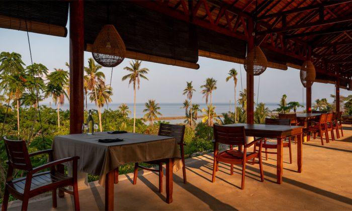 Marind Dive Resort Restaurant