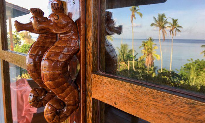 Türgriff Marind Dive Resort