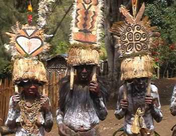 Auch im Inland warten Abenteuer, Papua Neuguinea