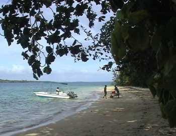 Lissenung Resort, Hausriff